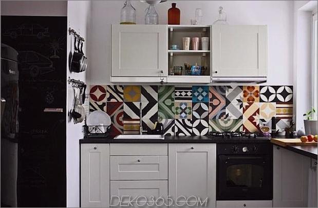 Top 15 Patchwork Fliese Backsplash Designs für die Küche_5c590c6e00244.jpg