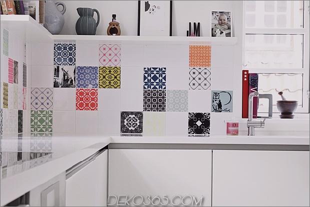 Top 15 Patchwork Fliese Backsplash Designs für die Küche_5c590c6f774a0.jpg