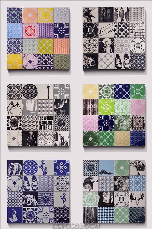 Top 15 Patchwork Fliese Backsplash Designs für die Küche_5c590c6febc5e.jpg