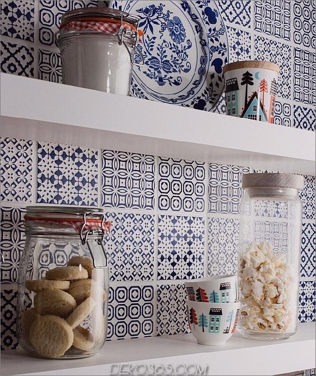 Top 15 Patchwork Fliese Backsplash Designs für die Küche_5c590c7226ba1.jpg