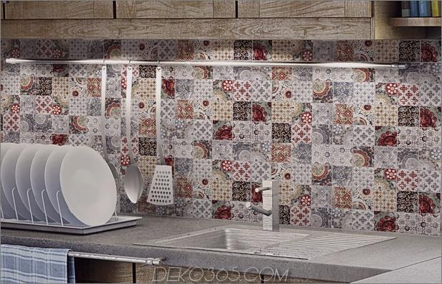 Top 15 Patchwork Fliese Backsplash Designs für die Küche_5c590c7331d00.jpg