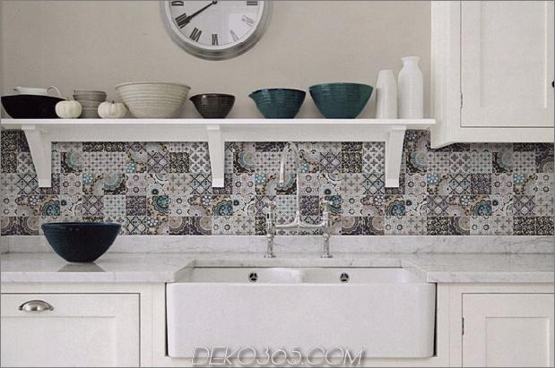Top 15 Patchwork Fliese Backsplash Designs für die Küche_5c590c73a9cd1.jpg