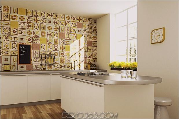 Top 15 Patchwork Fliese Backsplash Designs für die Küche_5c590c7543eb0.jpg