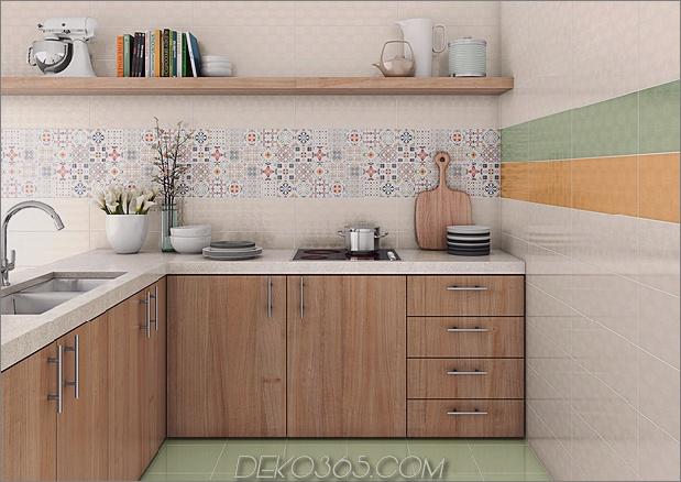 Top 15 Patchwork Fliese Backsplash Designs für die Küche_5c590c760ee6c.jpg
