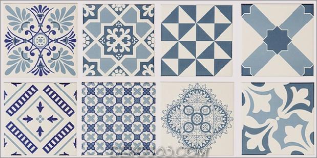Top 15 Patchwork Fliese Backsplash Designs für die Küche_5c590c7917558.jpg