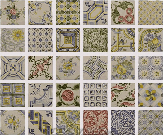 Top 15 Patchwork Fliese Backsplash Designs für die Küche_5c590c7a56d4d.jpg