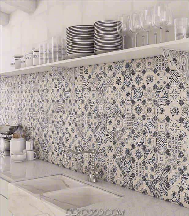 Top 15 Patchwork Fliese Backsplash Designs für die Küche_5c590c7ae1932.jpg