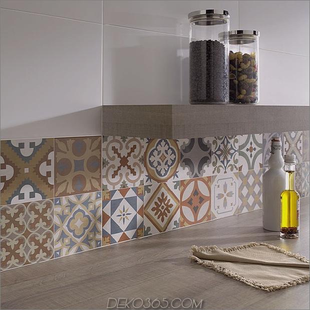 Top 15 Patchwork Fliese Backsplash Designs für die Küche_5c590c7bd4184.jpg
