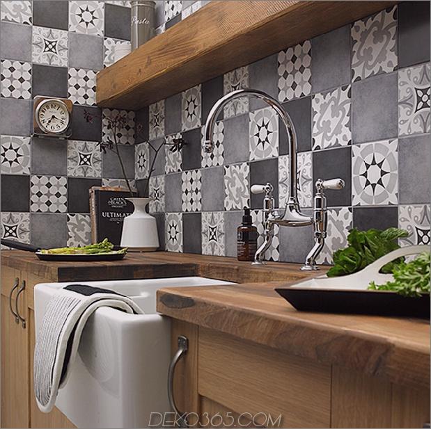 Top 15 Patchwork Fliese Backsplash Designs für die Küche_5c590c7dcfeca.jpg