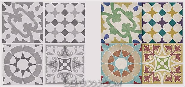 Top 15 Patchwork Fliese Backsplash Designs für die Küche_5c590c7e59510.jpg