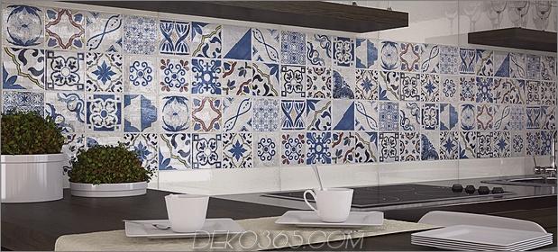 Top 15 Patchwork Fliese Backsplash Designs für die Küche_5c590c7ec4787.jpg