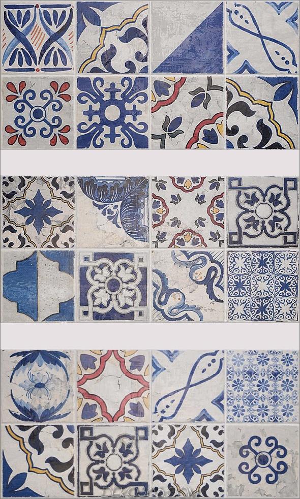 Top 15 Patchwork Fliese Backsplash Designs für die Küche_5c590c7fdbb89.jpg
