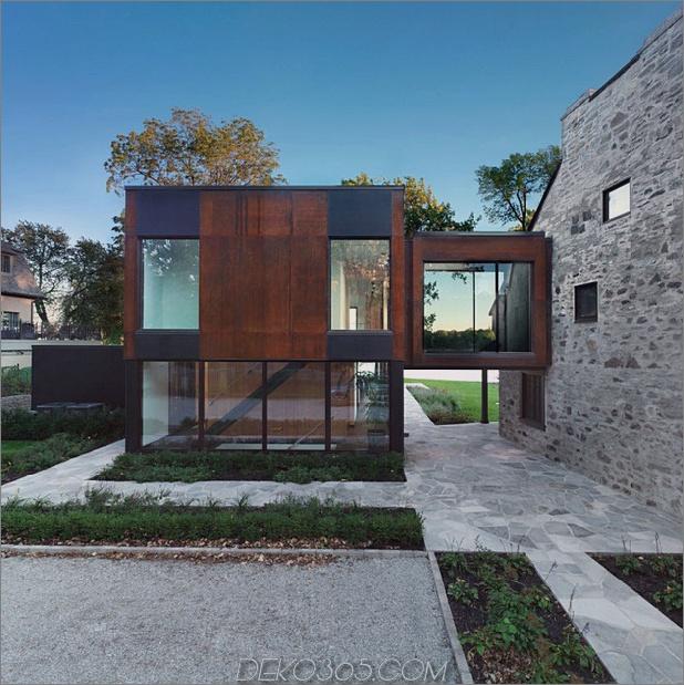 traditionelles Bauernhaus aus Stein mit Glas- und Stahlerweiterung 2 thumb 630x630 15595 Traditionelles Bauernhaus aus Stein mit Glas- und Stahlerweiterung