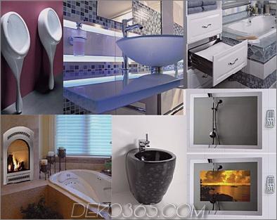 Luxus-Badezimmer-Trends 2007 Luxus-Badezimmer-Trends 2007 Die Muss-Ausstattung für das moderne High-End-Badezimmer!