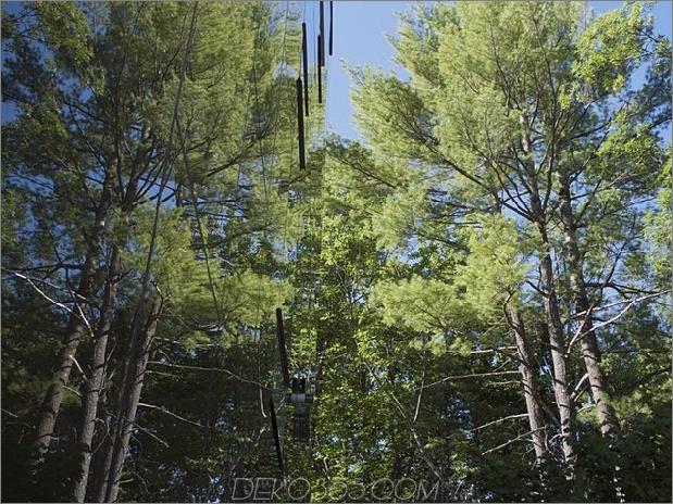 Das Turmhaus verfügt über einen vertikalen Grundriss, der über eine leuchtende Treppe erreichbar ist. 2 thumb 630x472 13098 Das Turmhaus ist über eine leuchtende Treppe erreichbar