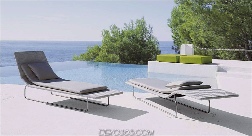 Surf by Paola Lenti 900x485 Ultramoderne Pool-Lounge-Stühle, um Ihren Garten zum Retreat zu machen