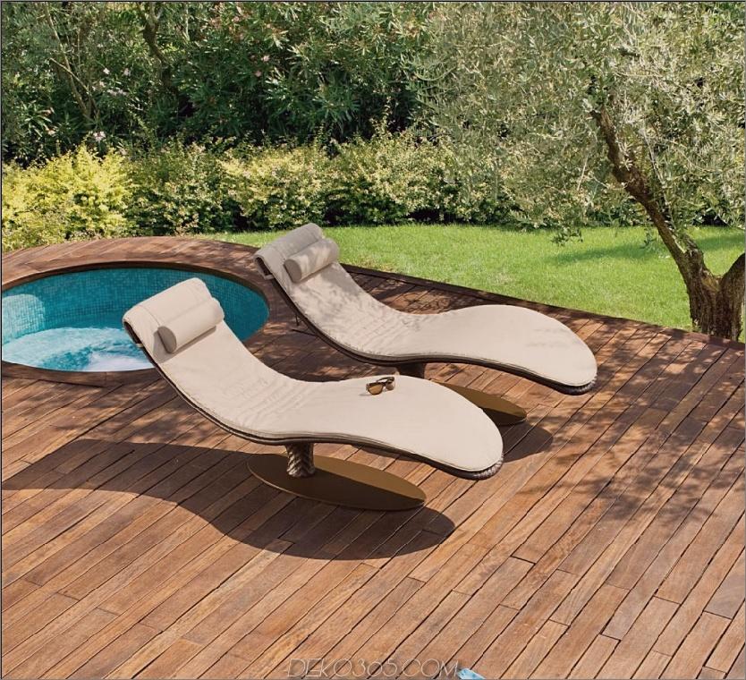 Caribe Pool Lounge Sessel
