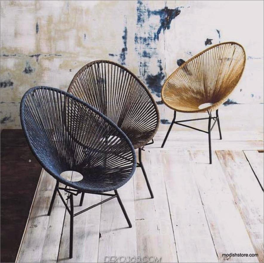 Roost Ellipse Stühle