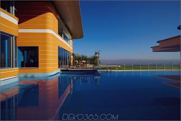 ultramodernes Haus mit lebendigem Licht Design-Fokus 2 Pool Thumb 630xauto 45218 Ultramodernes Orange House nimmt Beleuchtung zu Hause extrem auf