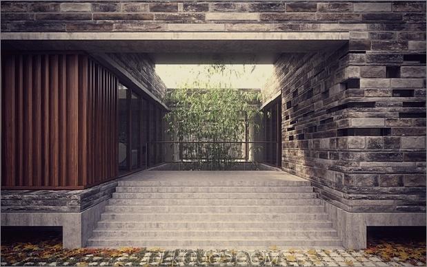Um Bäume gebaute Häuser: 13 kreative Beispiele_5c58f6af9d557.jpg