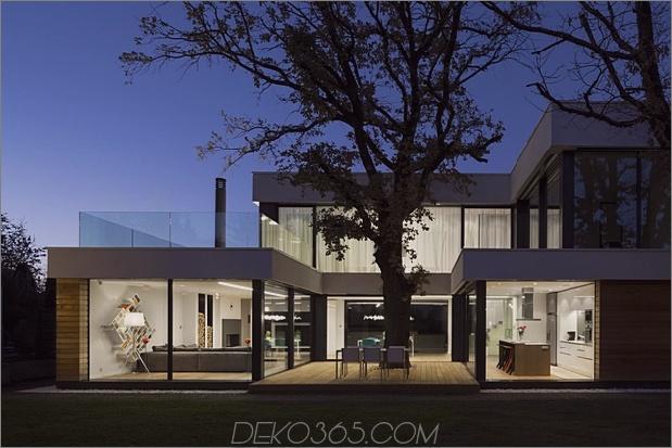 Um Bäume gebaute Häuser: 13 kreative Beispiele_5c58f6b0e91f9.jpg