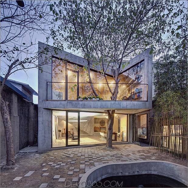 Um Bäume gebaute Häuser: 13 kreative Beispiele_5c58f6b50238c.jpg