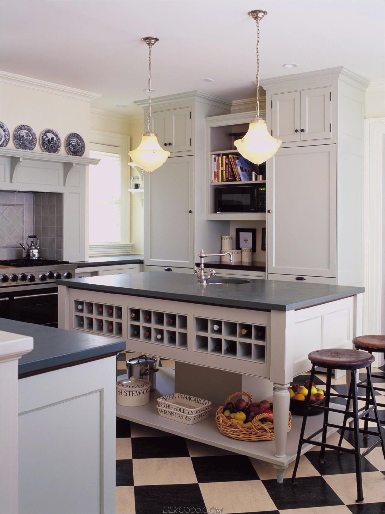 Umfassen Sie Ihre kleine Küche mit diesen Dekorationsideen