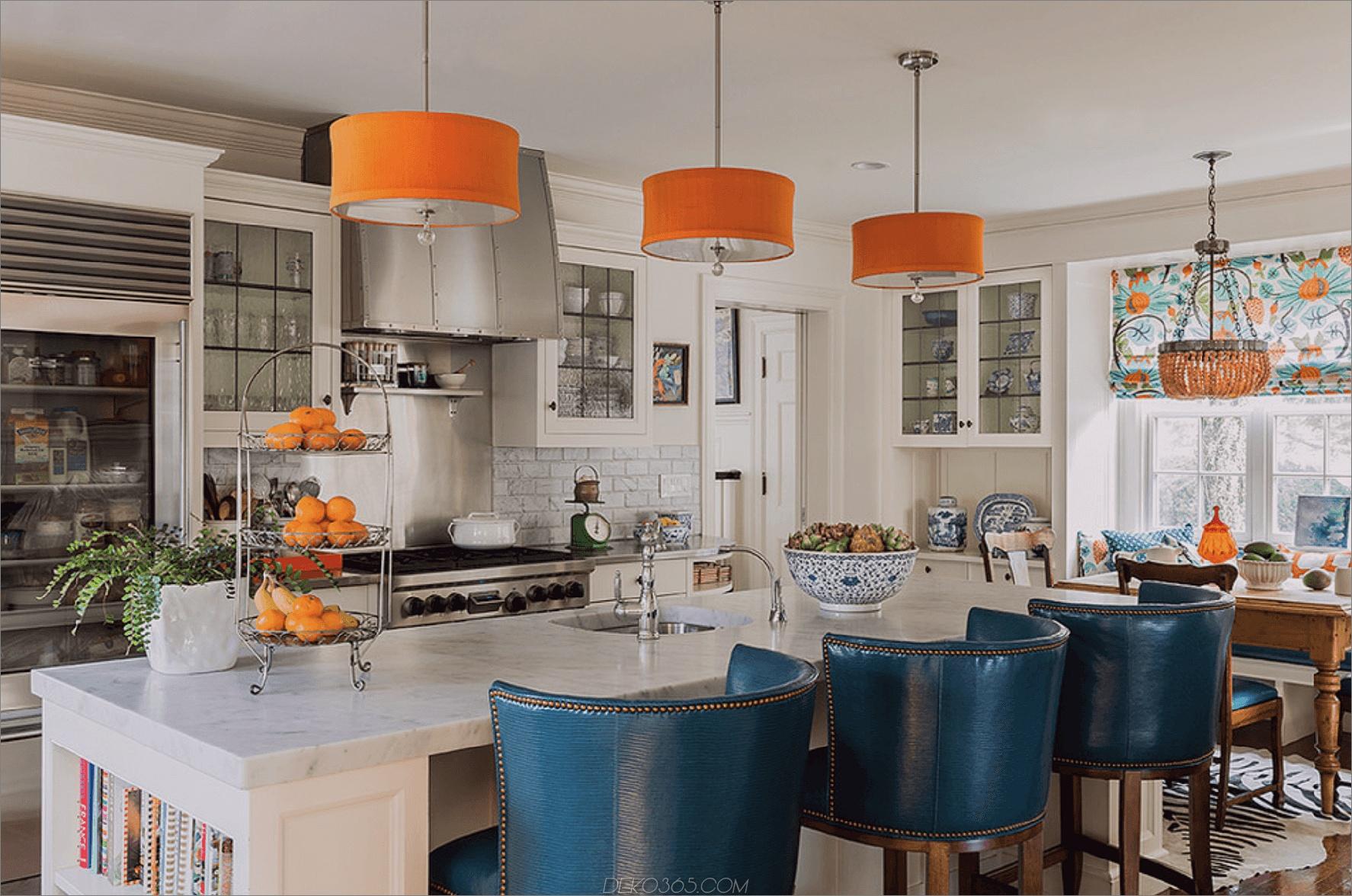 Blau und Orange 2 Unerwartete Farbpaletten, die tatsächlich funktionieren