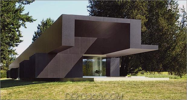Ungewöhnliches lineares Haus mit offener Breezeway und Lichtdecke 1 thumb 630x335 14956 Ungewöhnliches lineares Haus mit offener Breezeway und Lichtdecke