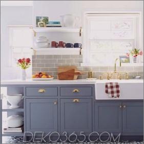Starke Küchenmusterböden 285x285 Unsere Wahl der besten Küchendesign-Trends