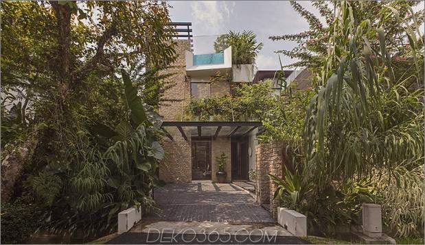 üppige Gärten Peekaboo Dachpool definieren zeitgenössisches Zuhause 1 Vorderseite Thumb 630xauto 36549 Üppige Gärten und Peekaboo Roof Pool definieren zeitgenössisches Zuhause