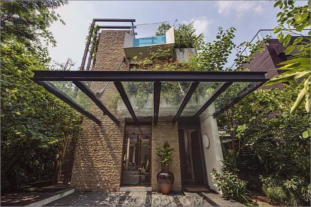 Üppige Gärten und der Peekaboo Roof Pool definieren zeitgenössisches Zuhause_5c5990e533b3f.jpg