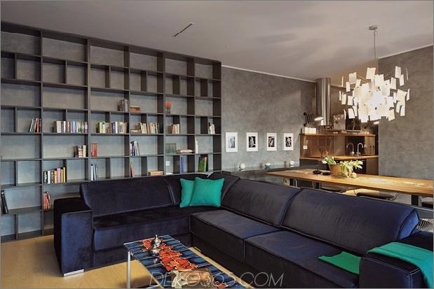 artsy elements apartment fun funktional 1 sozialer daumen 630xauto 45426 Urban Apartment Dekorationsstil Mischt Spaß mit Funktionellem