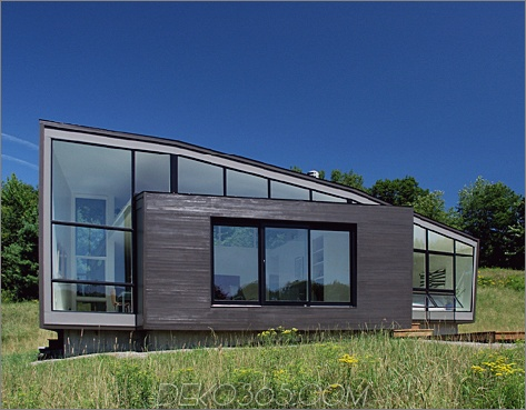 Wochenendhaus 1 Urban Cottage Design Wochenend-Cottages in Rural NY