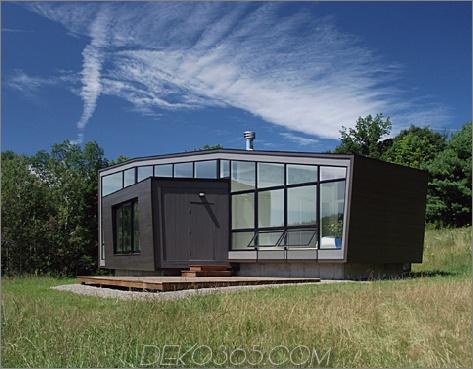 Wochenendhaus 2 Urban Cottage Design Wochenend-Cottages in Rural NY