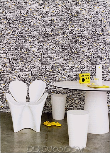urban wallpaper cole und sohn 2 Urban Wallpaper von Cole & Son