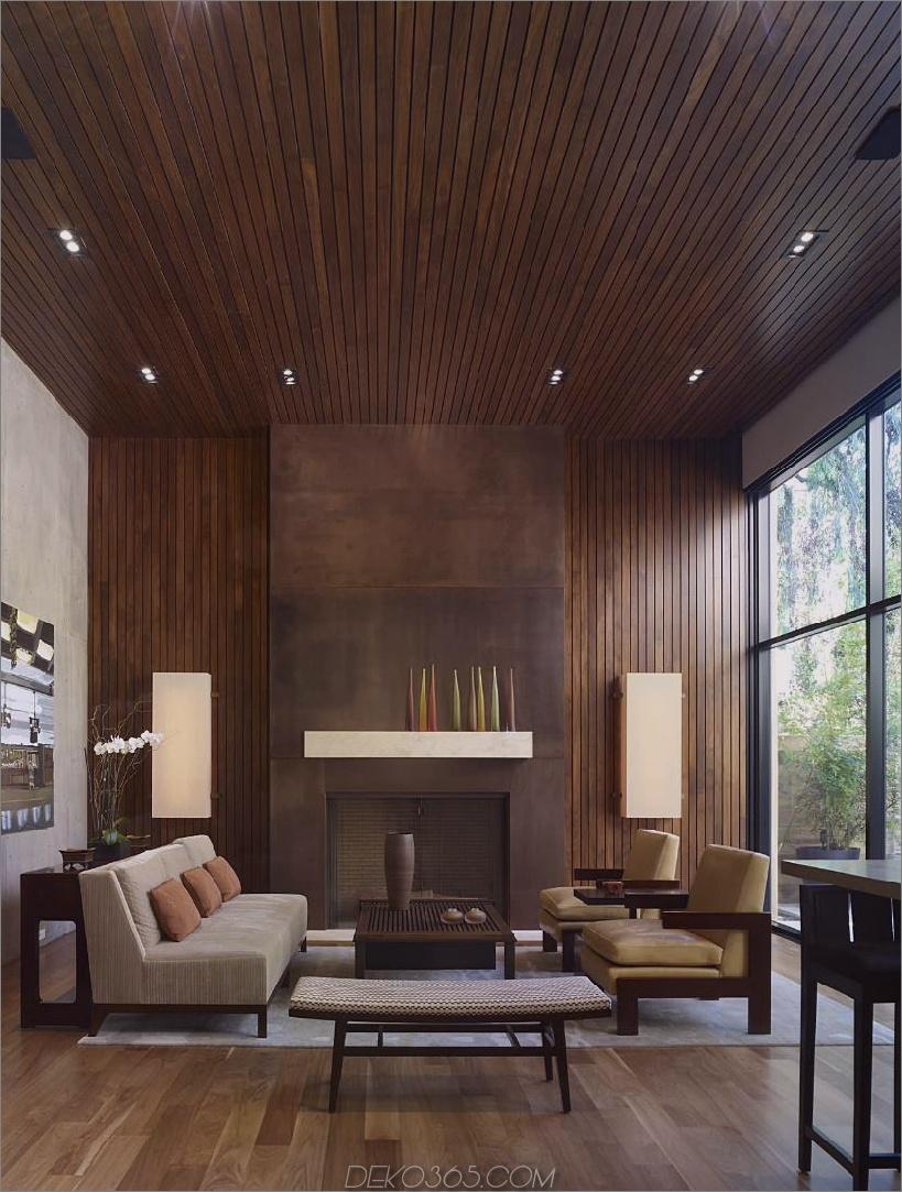 Holzverkleidung living room.jpg 2 Veraltete Haupttrends, die ein Comeback sein könnten