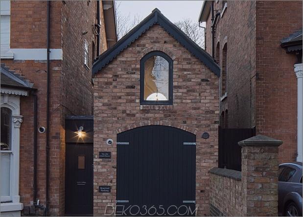 1 heruntergekommenes Kutscherhaus neu gestaltetes Haus-Loft thumb 630xauto 65511 Baufälliges Kutscherhaus in ein kleines Heim mit Loft neu erfunden