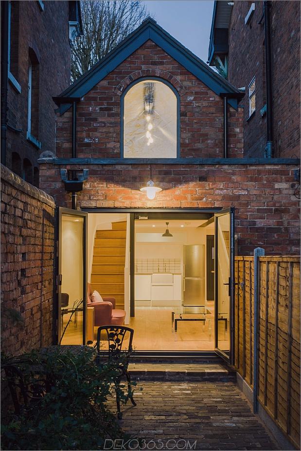 2 baufälliges Kutscherhaus neu zu Hause Dachstuhl autox945 65513 Baufälliges Kutscherhaus in ein kleines Zuhause mit Loft neu erfunden