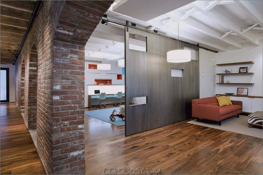 TriBeCa Loft Residence von A + I Design Corp