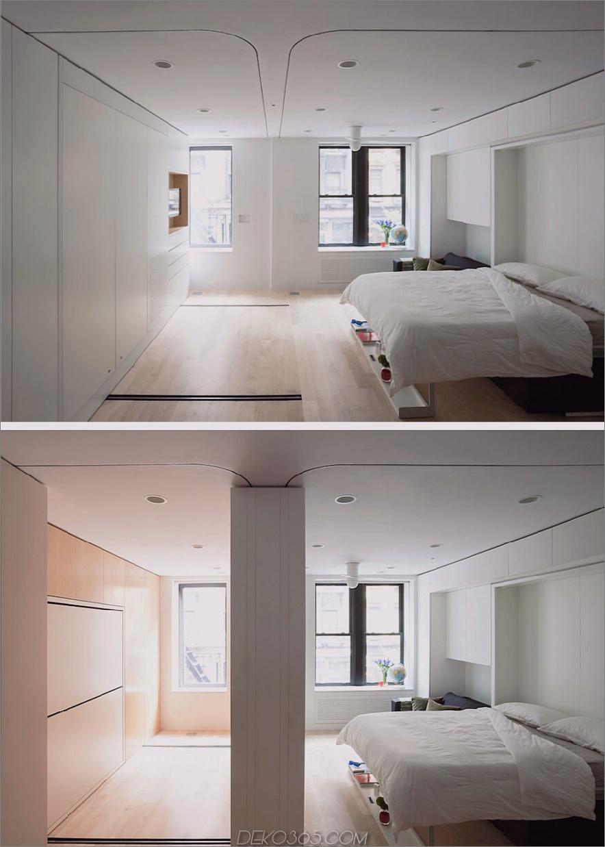Leben bearbeitete Wohnung