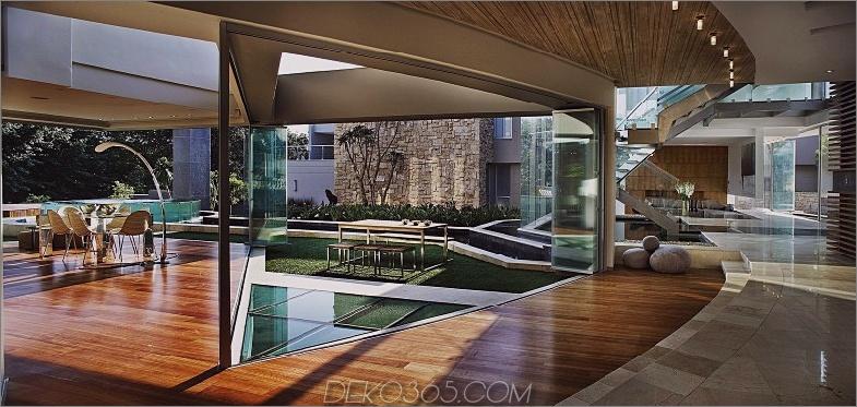 Glashaus von Nico Van Der Meulen Architects