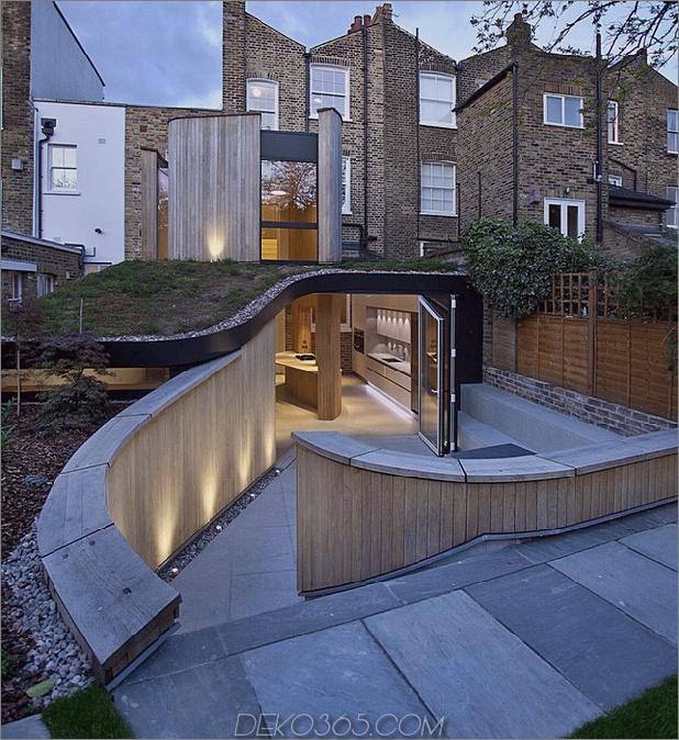 viktorianisches Zuhause in London erhält kurvenreiche körperliche Erweiterung 1 thumb 630x686 30028 Viktorianisches Haus in London erhält kurvenreiche, bodacische Erweiterung