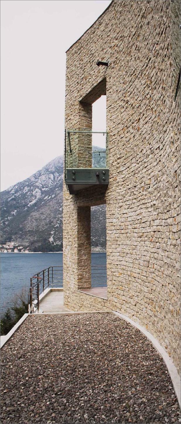 Villa mit gebogenen Steinmauern auf Adria-Meer-7.jpg