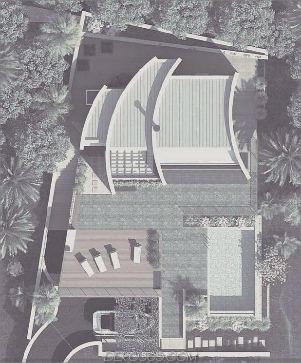 Villa mit gekrümmten Steinmauern an der Adria-Meer-17.jpg
