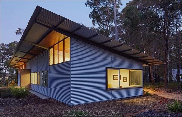 Vorgefertigtes galvanisiertes Stahlrahmen-Haus mit Skateboard-Rampe draußen_5c58e2a73c857.jpg