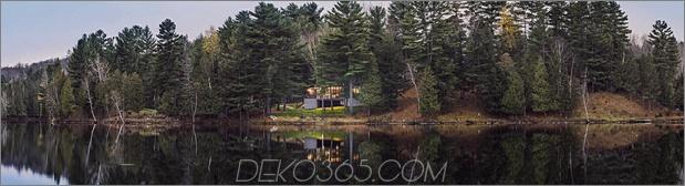 2 Fertighäuser am Seeufer in Brettsperrholzbauweise thumb 630xauto 58958 Fertighaus Seehäuschen mit Brettsperrholzbauweise