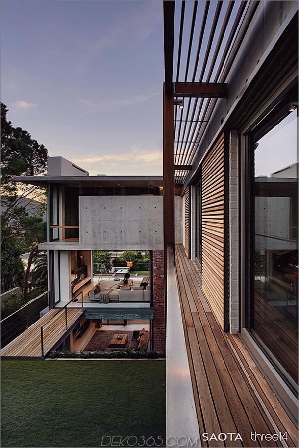 wahnsinnig cooles Haus greift die Natur an 2 Wahnsinnig cooles Haus greift die Natur auf vielen Ebenen an