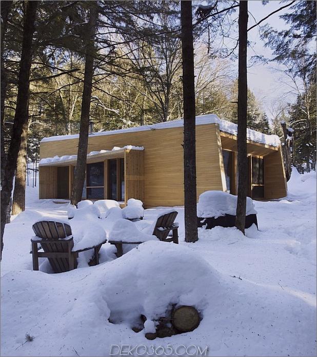 Waldhütte mit warmen Holzbrettern dominiert 2 helle Seiten thumb 630x710 30762 Waldhütte mit Sauna, Sunken Hot Tub