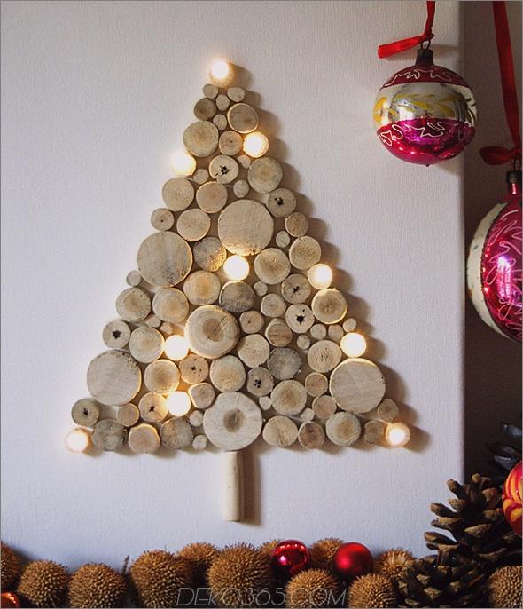 Wand Weihnachtsbaum Ideen 1 Wand Weihnachtsbaum Ideen Top 20 für 2012